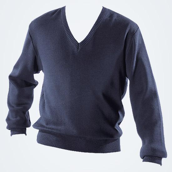 security fashion strick fleece pullover mit v ausschnitt herren. Black Bedroom Furniture Sets. Home Design Ideas